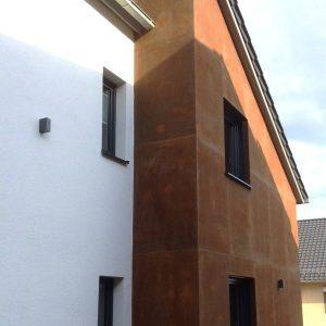 Rust facade 5