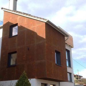 Rust Facade 4